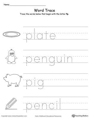 early childhood reading worksheets learning letters 953   45a607d8d9461fe690b70edee6cca09e