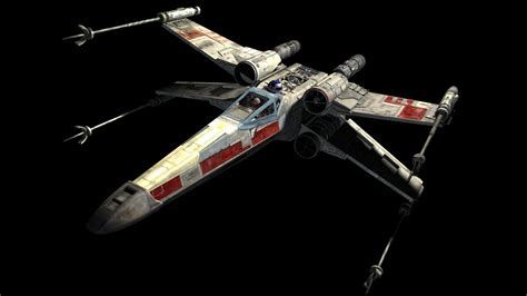 Star Wars Millennium Falcon Wallpaper This Is The New X Wing Fighter From 39 Star Wars Episode Vii 39 The Verge