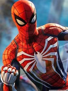 Marvel's Spiderman insomniac 4k wallpaper 4K HD Desktop ...  Spiderman