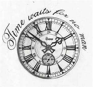 Time Waits For No Man by xoslipintoatragedyxo on DeviantArt
