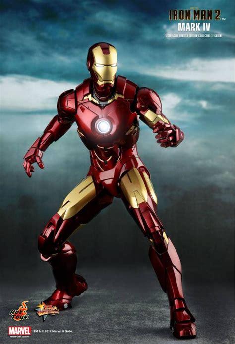 hot toys iron man  iron man mark iv