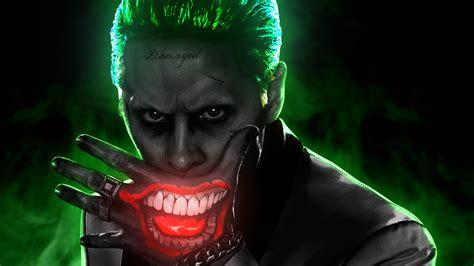 Jared Leto Joker 4k, Hd Superheroes, 4k Wallpapers, Images