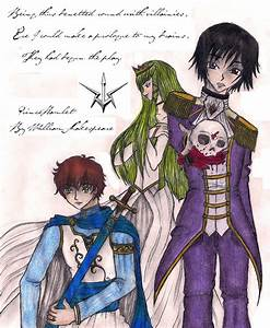 Prince Hamlet :Code Geass: by gabrielleblackparade on ...