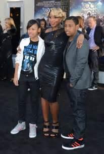 Mary J. Blige Kids