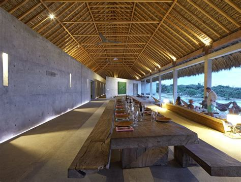 tadao ando s wabi house accentuates the landscape of the