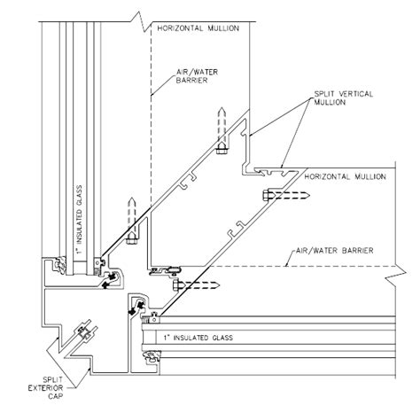 Unitized Curtain Wall Details Pdf by Cherry Hill Glass Curtainwall