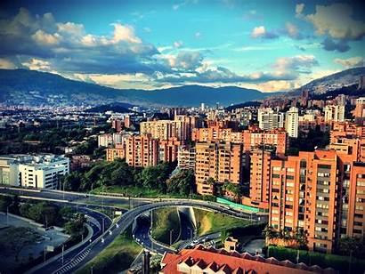 Medellin Colombia Wallpapers Pc Destinos Mejores Siete
