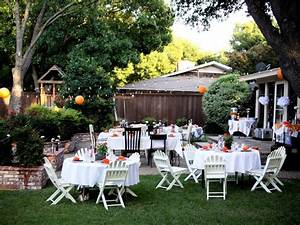 simple elegant backyard wedding ideas on a budget c With simple backyard wedding ideas