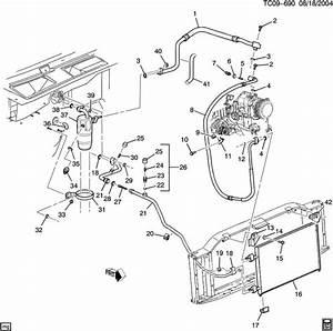 Chevy Silverado Ac Parts Diagram