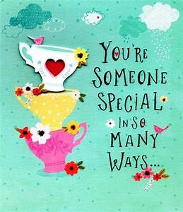 To Someone Special Happy Mother's Day Card | Cards