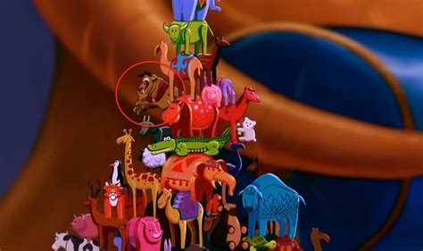 10 More Awesome Disney Easter Eggs You Need To Know About