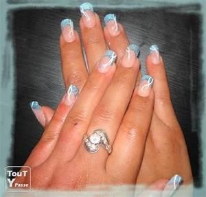Modele Ongle Gel : modelage d ongles en gel pieds mains ~ Louise-bijoux.com Idées de Décoration