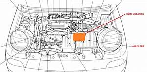 Diagram 2001 Mitsubishi Montero  Diagram  Free Engine Image For User Manual Download