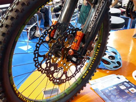 Gatorbrake Eight Piston Hydraulic Disc Brakes With Carbon