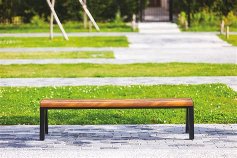 park bench for brunea park bench benches from mmcit 233 architonic