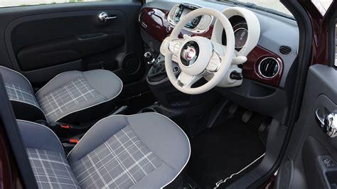 Tappezzeria Fiat 500 Lounge Fiat 500 Twinair 2016 Facelift Review By Car Magazine