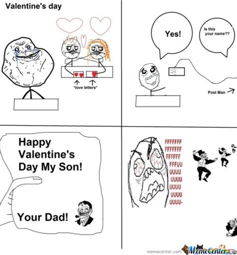 Alone On Valentines Day Meme - valentines day 2012 taken forever alone derp troll memes best collection of funny valentines