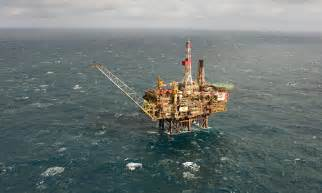 Images of North Sea Oil