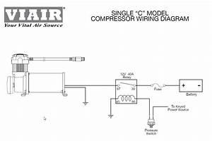 Viair 100c Compressor Train Horns  Air Ride Suspension