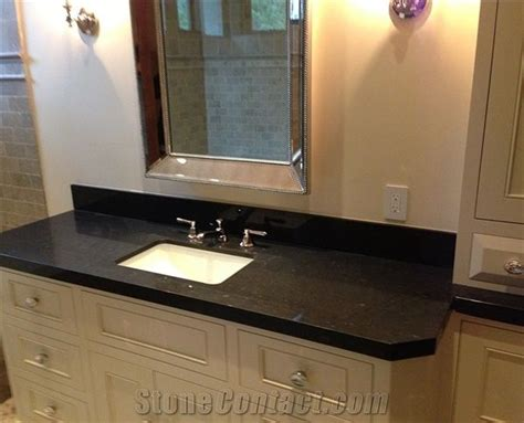 Soapstone Vanity Top by Duro Soapstone Vanity Top Duro Black