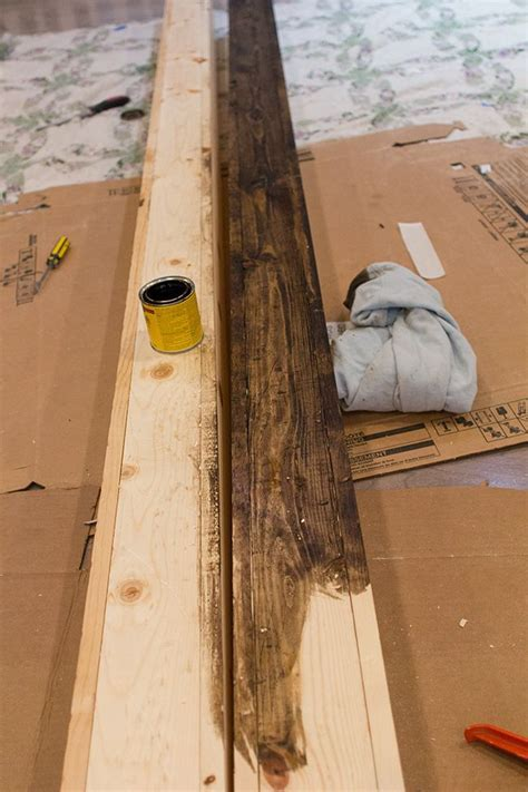 Jenna Sue: Kitchen Chronicles: DIY Wood Beams   Large
