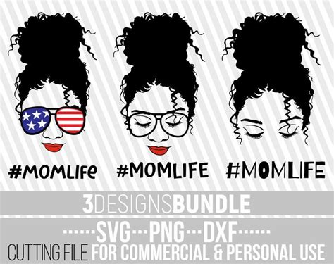 American Mom Bun Svg Free – 231+ File Include SVG PNG EPS DXF