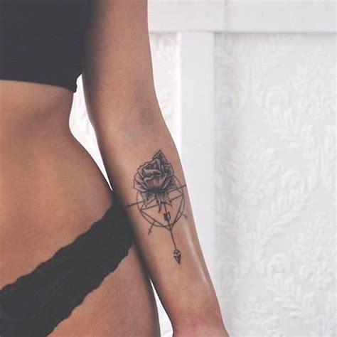 unique forearm tattoo ideas  women