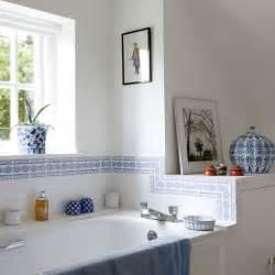 blue bathrooms ideas blue bathroom bathrooms design ideas image housetohome co uk