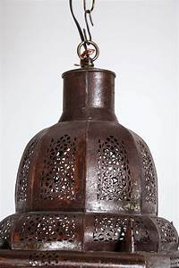 Moroccan traditional light fixture at stdibs
