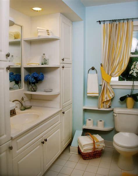 astuce rangement salle bain idees styles design de maison