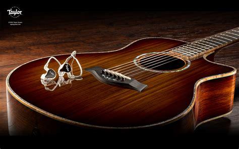 Taylor Guitar Wallpaper