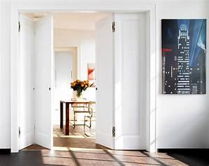 Falttüren Glas Innen : t ren und faltt ren aus glas metall holz sch ner wohnen ~ Watch28wear.com Haus und Dekorationen