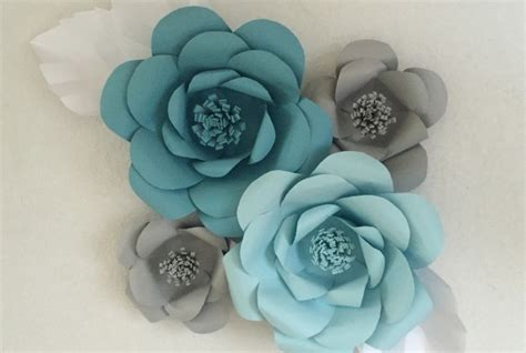 paper flower backdrop template paper flower backdrop flower 2 ash and crafts