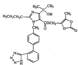 Amlodipine Hydrochlorothiazide Olmesartan