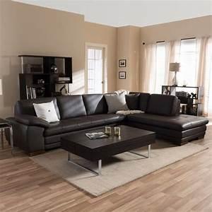 Lounge Sofa Leder : brown leder schnitt sofa lounge sofa lounge sofa ~ Watch28wear.com Haus und Dekorationen