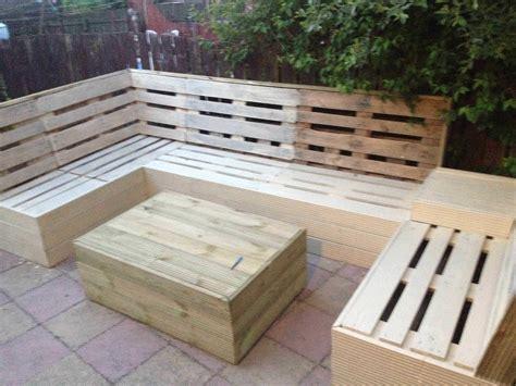 patio pallet furniture pallet garden furniture outdoor