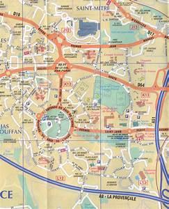Miroiterie Aix En Provence : aix en provence map ~ Premium-room.com Idées de Décoration