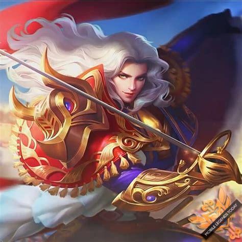 Wallpaper Mobile Legend Lancelot Epic