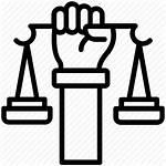 Civil Rights Human Icon Liberty Movement Icons