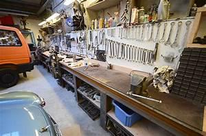 Amenagement Garage Atelier : am nagement d un atelier de r novation automobile montreuil ~ Melissatoandfro.com Idées de Décoration