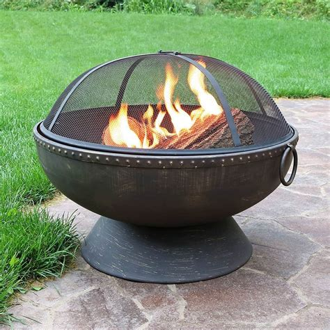 Fire Resistant Fire Pit Video