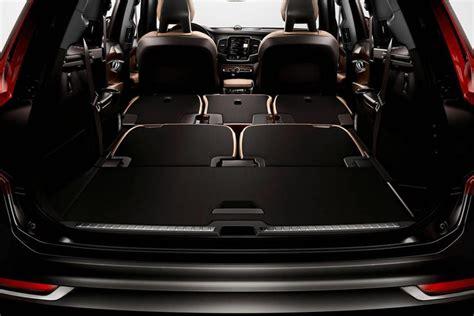 volvo xc review trims specs price  interior