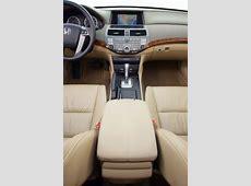 2009 Honda Accord EXL V6 Center Console Picture Pic