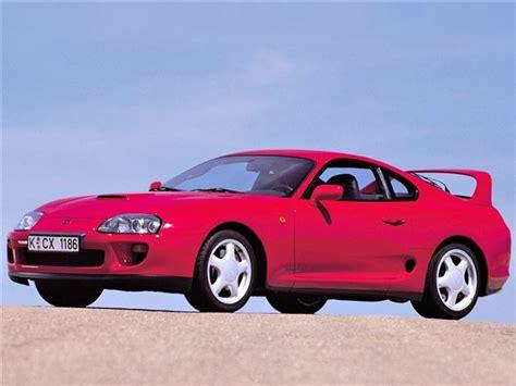 toyota supra  classic car review honest john