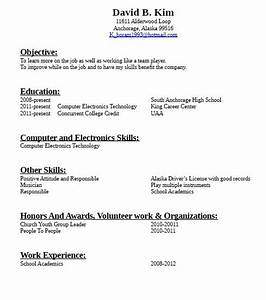 How to make a resume for job with no experience sample for How to make a resume with no job experience
