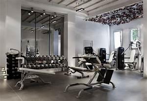 Gym Photos, Design, Ideas, Remodel, and Decor - Lonny