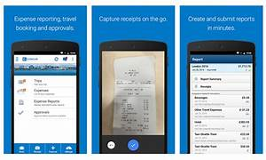 Travel Expense Form Concur Travel Expense App Ios Ask Cathy