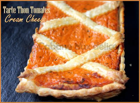 Tarte Au Thon Tomate Et Coriandre  Recettes Faciles