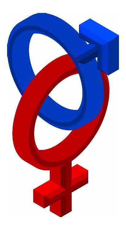 Male Female Clip Symbols Clipart Symbol Sexuality