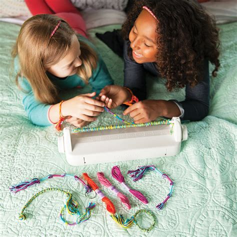 christmas craft ideas for 11 year old girls make a friend bracelet loom best arts crafts for ages